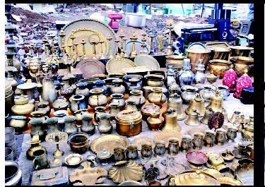 A Sunday Visit To Junna Bazaar Chor Bazaar Pune