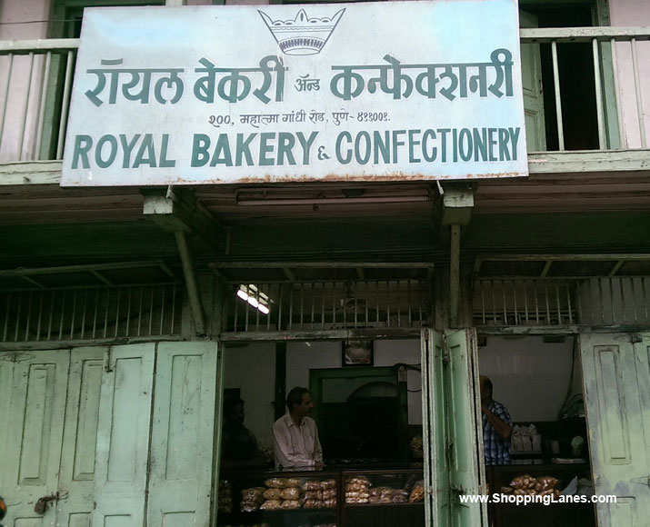 Cake Shop In Camp Pune